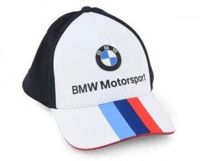 BMW Motorsport Cap 80162446452  met M-Stripes
